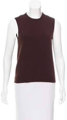 Marc Jacobs Cashmere Sleeveless Sweater