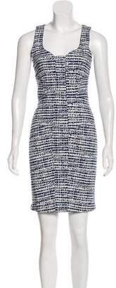 Derek Lam Printed Mini Dress