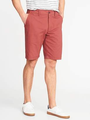 "Old Navy Lived-In Khaki Shorts for Men (10"")"