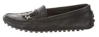 Louis Vuitton Fleur Driving Loafers