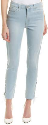 Joe's Jeans The Charlie Hillary High-Rise Skinny Ankle Cut
