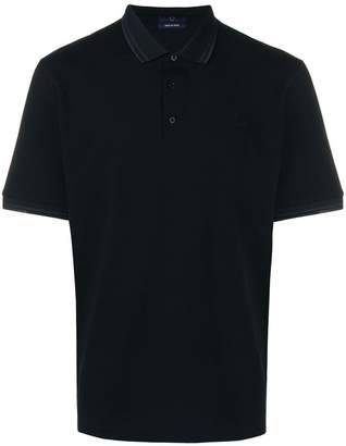 Fred Perry X Art Comes First embroidered logo polo shirt