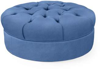 Serena & Lily Hingham Tufted Ottoman - 37""