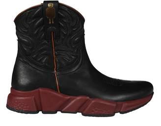 Texas Robot Cowboy Boots