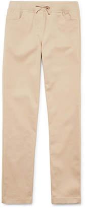 Izod EXCLUSIVE Skinny Comfort Waist Pant - Girls 4-16 & Plus