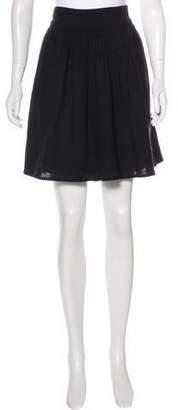 Etoile Isabel Marant Virgin Wool Knee-Length Skirt w/ Tags