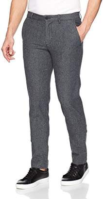 Lacoste Men's Slim Fit Textured Stretch Chino