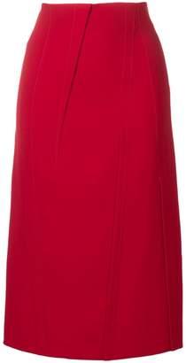 Victoria Beckham fitted skirt