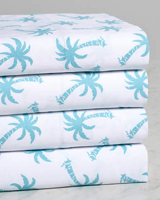 Westport Panama Jack Palm Tree Sheet Set