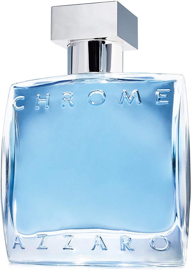 Azzaro CHROME by Eau de Toilette Spray, 1.7 oz