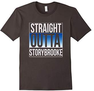 Straight Outta Storybrooke T-Shirt Once Upon a Time Shirt