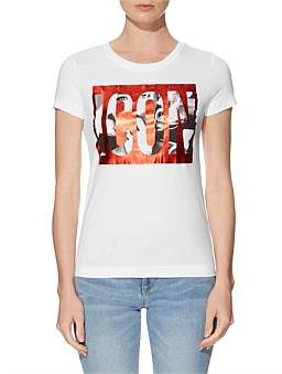 GUESS Icon Tee