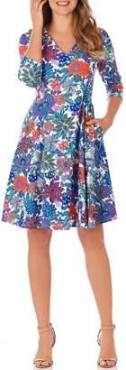 Jude Connally Lennox Fit-n-Flare Dress