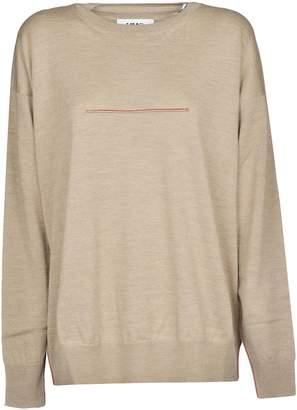 Maison Margiela Paris Seam Detail Sweatshirt