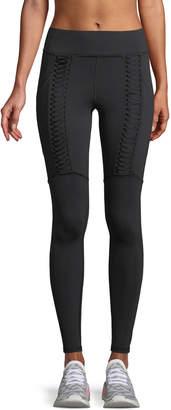 Michi Hypernova Lace-Up Leggings