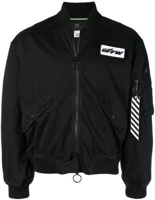 Off-White bomber jacket