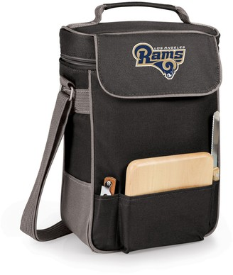 Picnic Time Los Angeles Rams Duet Insulated Wine & Cheese Bag