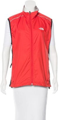The North Face Mesh-Paneled Lightweight Vest $65 thestylecure.com