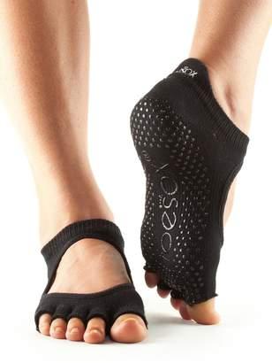 Athleta Grip Half Toe Bellarina by Toesox