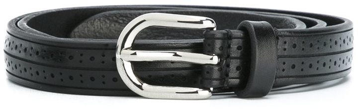 Isabel MarantIsabel Marant punch-hole detail belt