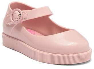 Zaxy Caramel Mary Jane Shoe (Toddler)