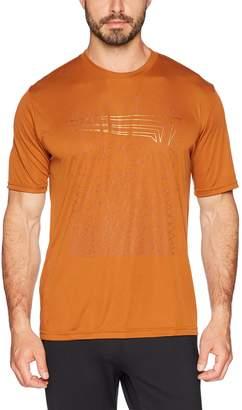 Fit Men's Short Sleeve Graphic T-Shirt, L