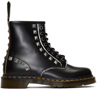Dr. Martens Black 1460 Stud Boots