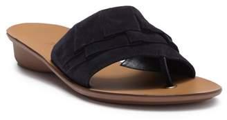 Paul Green Ruffle Wedge Sandal