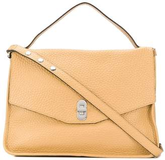 Coccinelle textured leather tote