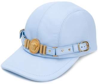 Versace Medusa strap baseball cap