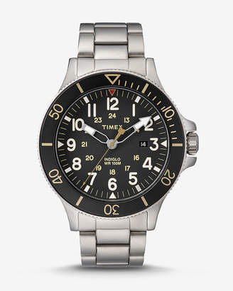 Express Timex Scout Analog Watch