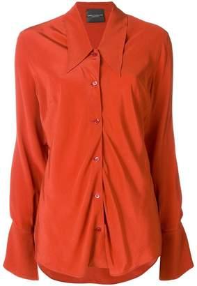 Cavallini Erika plain shirt