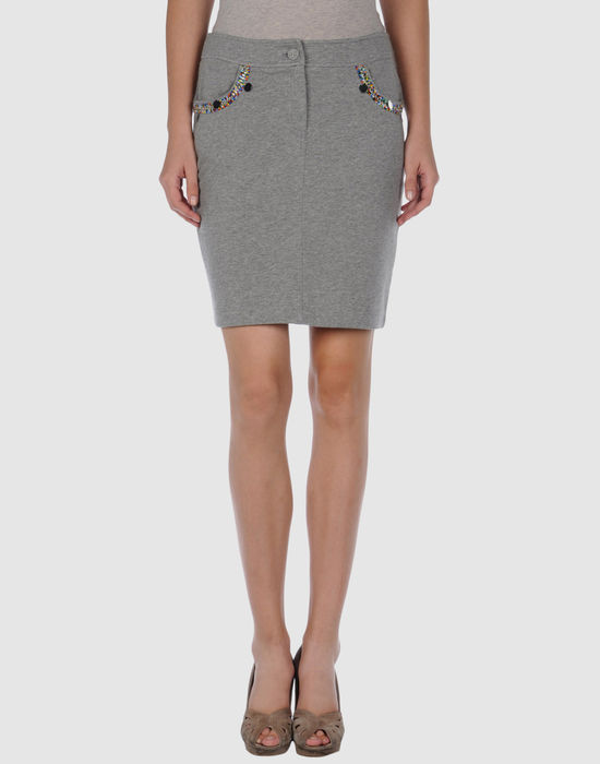 Love Moschino Knee length skirt