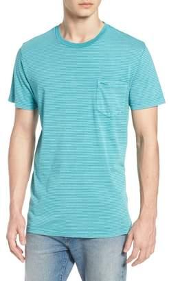 RVCA PTC Pigment Dye Stripe T-Shirt