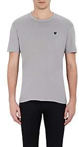 Comme des Garcons Men's Patch T-Shirt - Gray