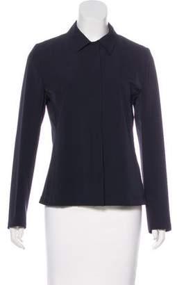 Max Mara 'S Collar Long Sleeve Jacket