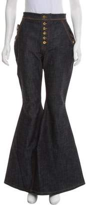 Ellery Ophelia High-Rise Jeans w/ Tags