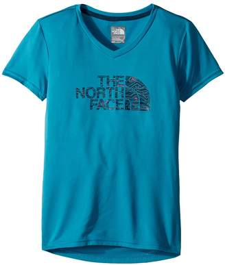 The North Face Kids Short Sleeve Reaxion 2.0 Tee Girl's T Shirt