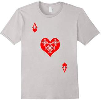 Ace of Hearts Shirt - Playing Cards Shirt