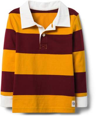 Crazy 8 Crazy8 Toddler Stripe Rugby Shirt