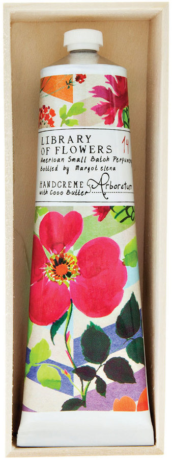 Library of Flowers Arboretum Coco Butter Handcreme