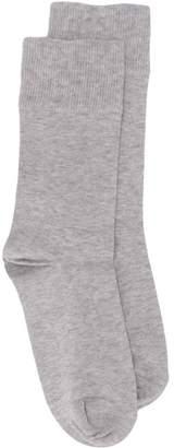 Golden Goose logo socks