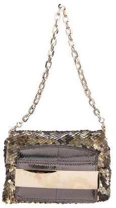 Jimmy Choo Embellished Chrissie Evening Bag