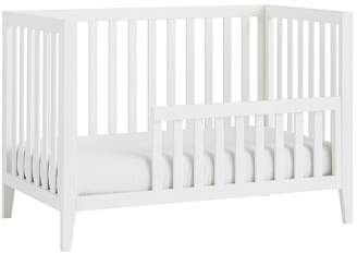 Pottery Barn Kids Marlow Toddler Bed Conversion Kit, Simply White