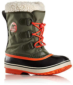 Sorel Toddler's& Kid's Yoot Pac Faux Fur-Cuff Snow Boots
