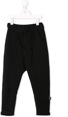 Nununu tapered leg casual trousers