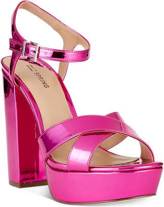 Call it SPRING Thorerien Platform Sandals Women's Shoes