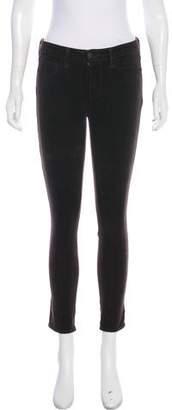 L'Agence Corduroy Skinny Pants