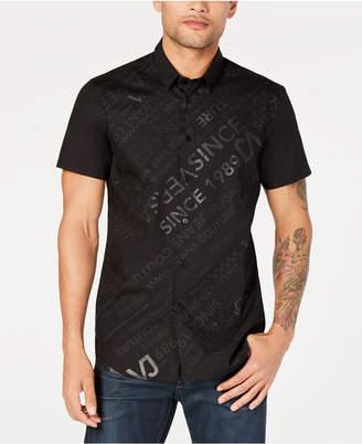 Versace Men's Dress Shirt