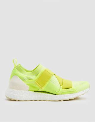 adidas by Stella McCartney UltraBOOST X Double Strap in Solar Yellow
